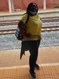 Wole Soyinka Station, Laderin, Abeokuta.