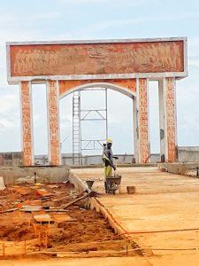Gate of no return, Ouidah